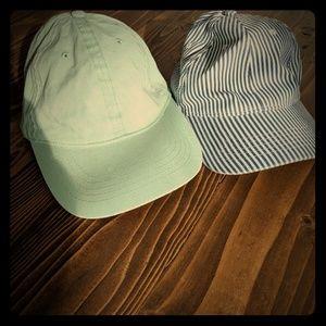 🧢TWO women's adjustable hats